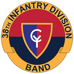 38th ID Band crest