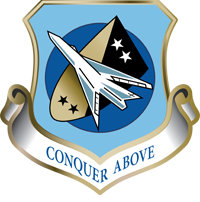 Air National Guard 122nd Fighter Wing crest