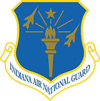 Indiana Air National Guard crest