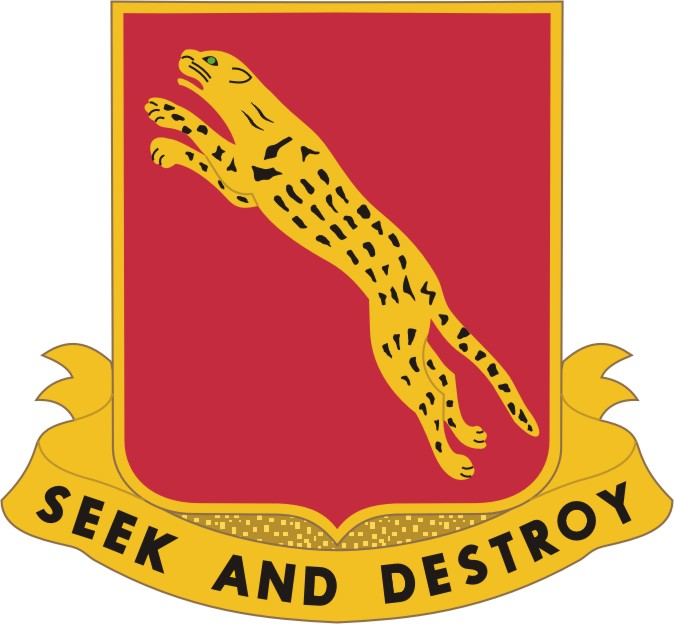 crest for 138th RTI