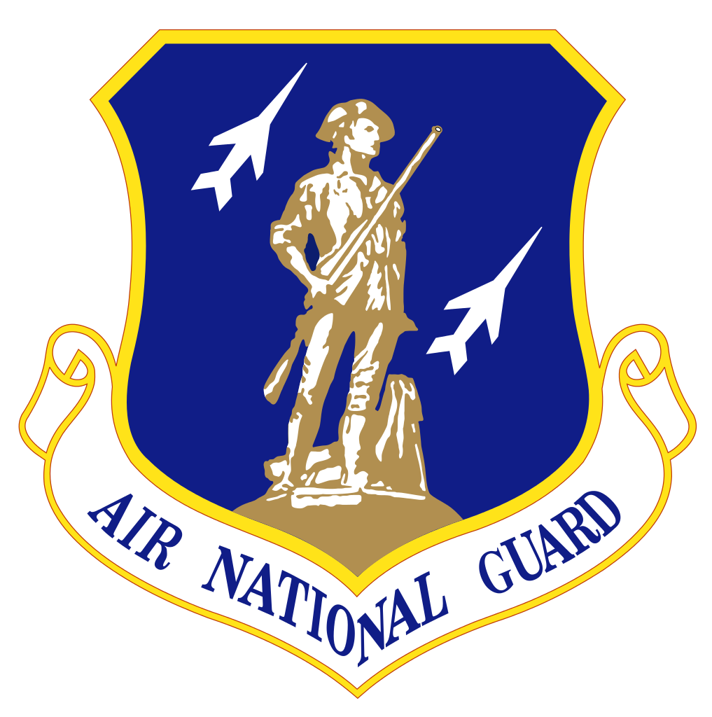 Air Guard Minuteman shield