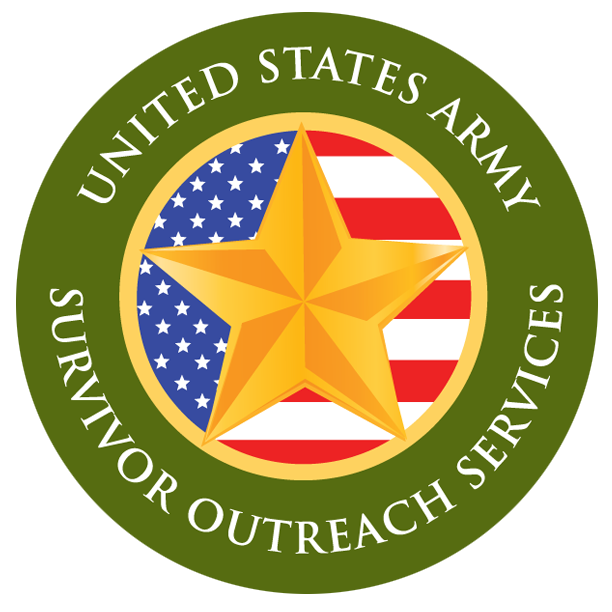 United States Army Survivor Outreach Services logo