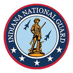 Indiana National Guard Minuteman emblem