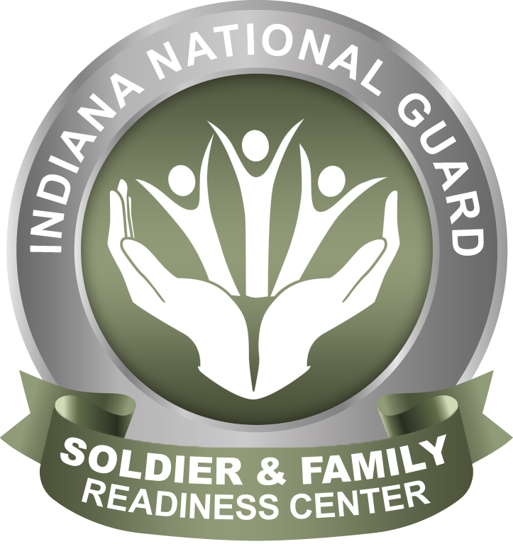 Soldier and Family Readiness Center Logo with Helping Hands