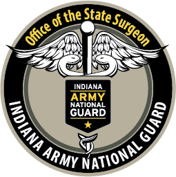 INARNG Office of the State Surgeon Logo