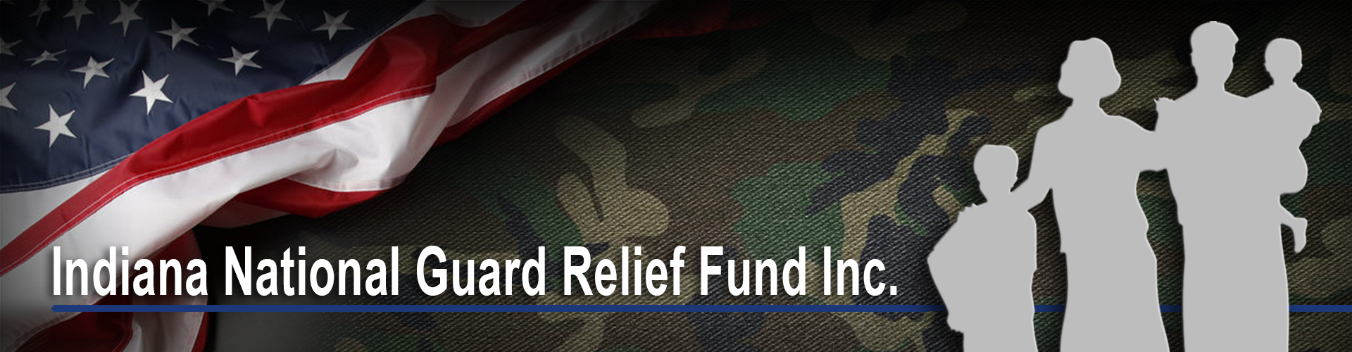 Header image for Indiana National Guard Relief Fund, Inc